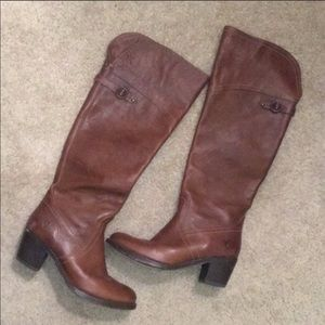 Frye 'Jane Tall Cuff' over the knee boots